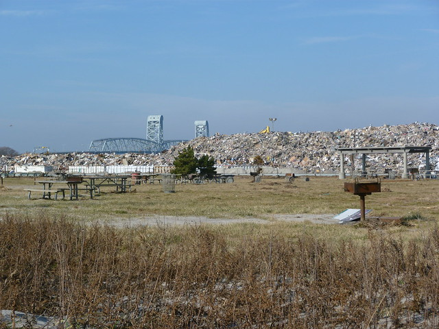 Riis Park  - After Sandy