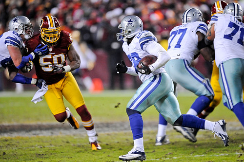 how the redskins defense saved the season