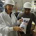 New packaging for dehy potato granules