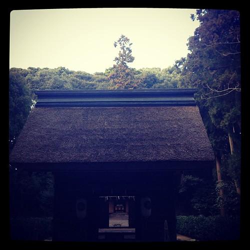 櫻井大神宮にも御参りした