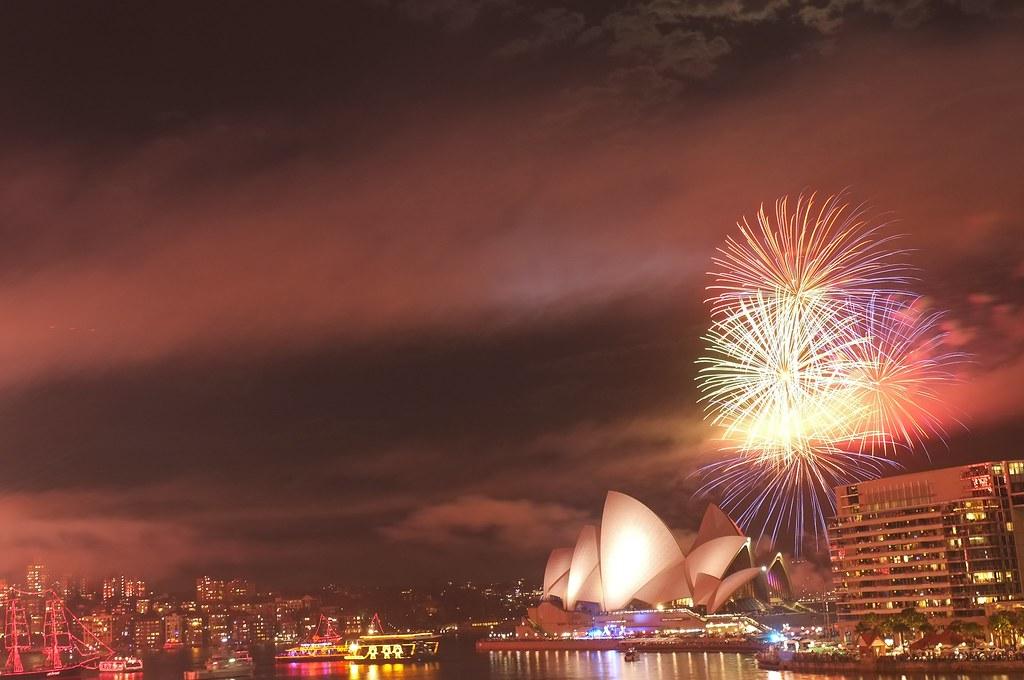 Opera House NYE2013