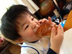 昼御飯 2013/1/1