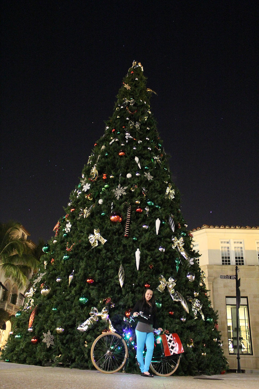 Worth Avenue Christmas  Tree