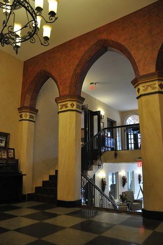 General Francis Marion Hotel Lobby
