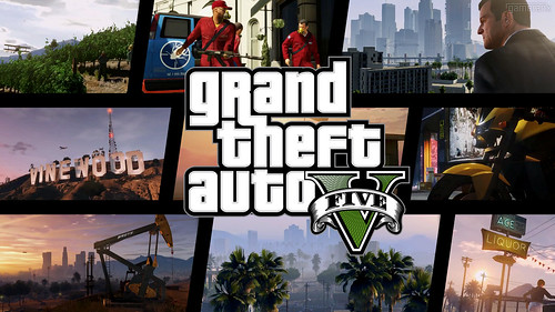 Yet Another Rumour: GTA 5 Releasing in March