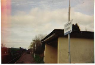 Wooton Wawen station