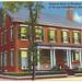 Boyhood home  of Woodrow Wilson, corner of 7th and Telfair Street, Augusta, Georgia by Boston Public Library
