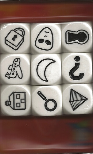 Story cubes first roll