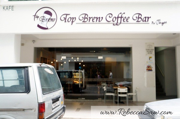 Top Brew Coffee Bar - Plaza Damas Hartamas