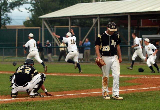 Bishop Fenwick Baseball Loss to Lynnfield