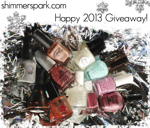 Happy 2013 Giveaway - With a brand new Lynnderella - Snow Angel