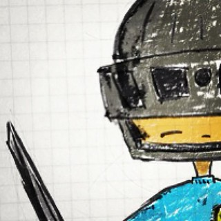 Dibujines rápidos.