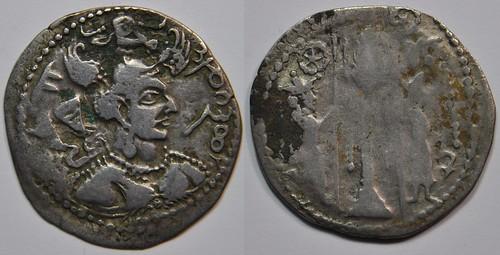 Monnaies des Huns Hephtalites 8350206196_7272e50d13