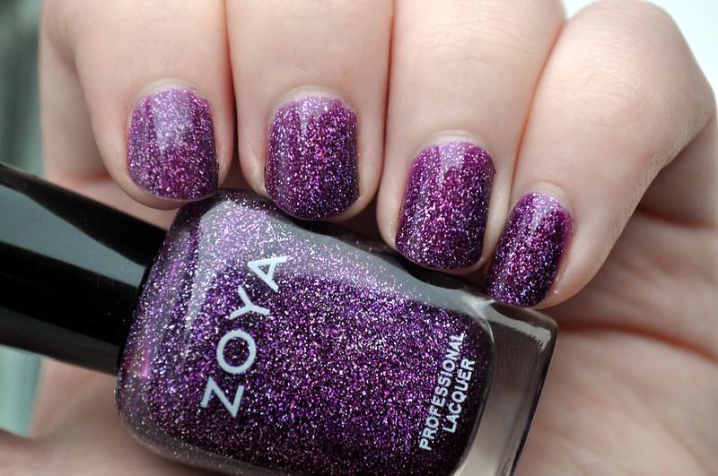 zoya aurora nail polish notd