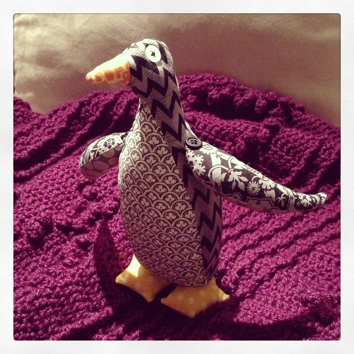 Penguin by elisabew