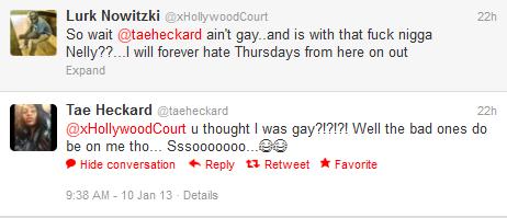 tae heckard gay