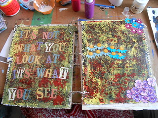 January 2013 Art Journal -See- By KaoticKrafter (2)