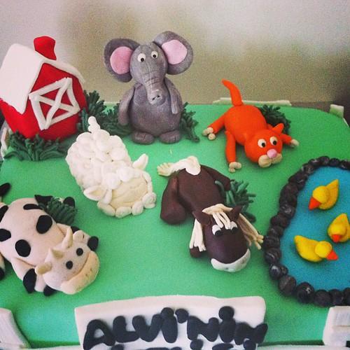 #farmcake by l'atelier de ronitte