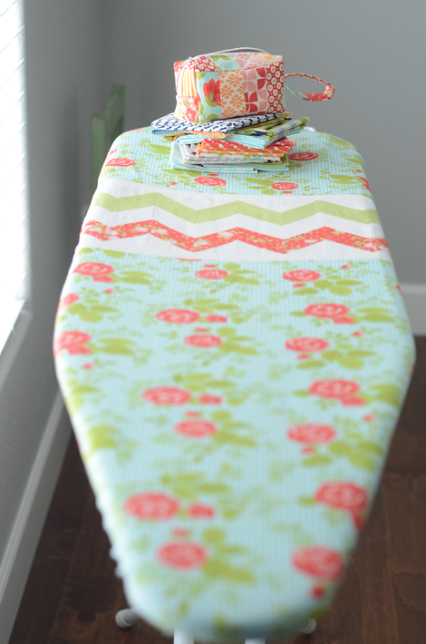 Cotton way ironing board cover