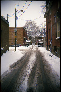 Cabbagetown Alley