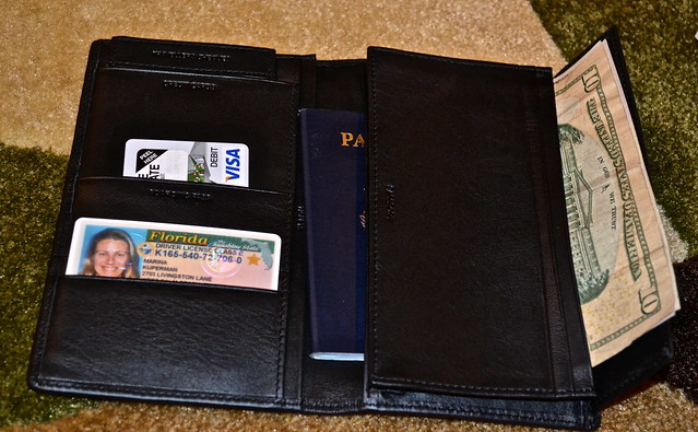 8384012871 2067d0a6a4 z Wallet for Traveling and Every Day Use
