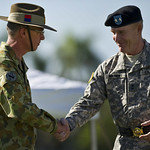 USARPAC CC welcomes Australian Defense Force Maj. Gen. Richard M. Burr