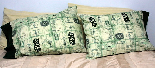 Ben's Pillowcases