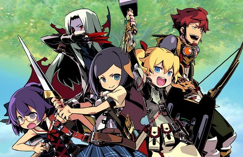 Etrian Odyssey 4 Demo Comes On The 7th Of February