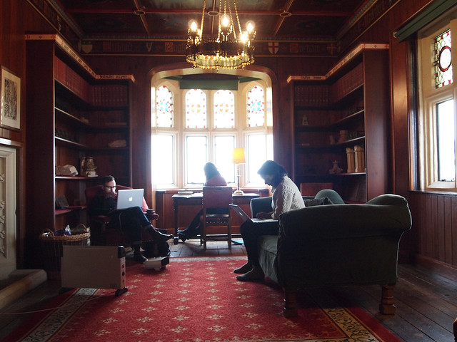 Pugin's library