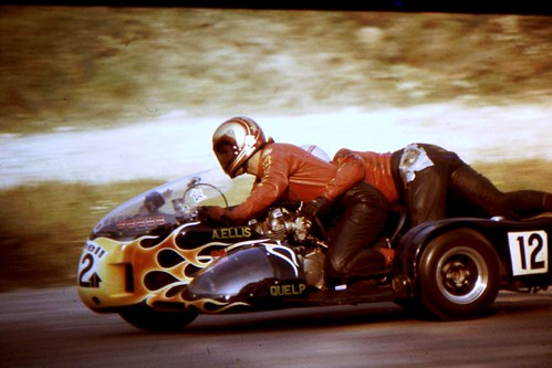 35mm scanned slide film Brands Hatch 1978 by Hawk900