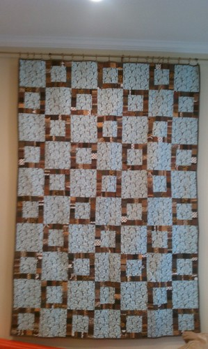 The whole quilt. by aviva_hadas (Amy)