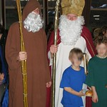 Nikolaus with Knecht Ruprecht