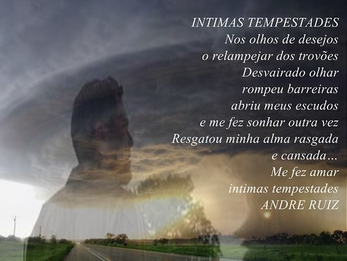 INTIMAS TEMPESTADE by amigos do poeta