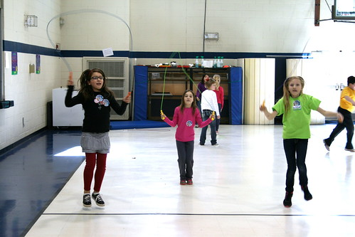 Jump Rope for Heart | 2013