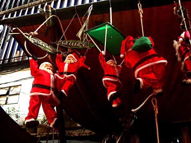 Santa Claus at Divisoria