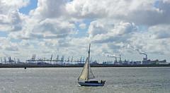 Engelse zeilboot (zonder naam)