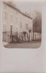 Rue de Promenoir, Chasselay (c.1901)