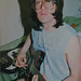 Yours truly in 1994 sporting some 'tasty' Hank Marvin Glasses when I lived with some old mates in a house share - Yeah I know it looks like one of those cheap womens wigs.. by Beer Dave