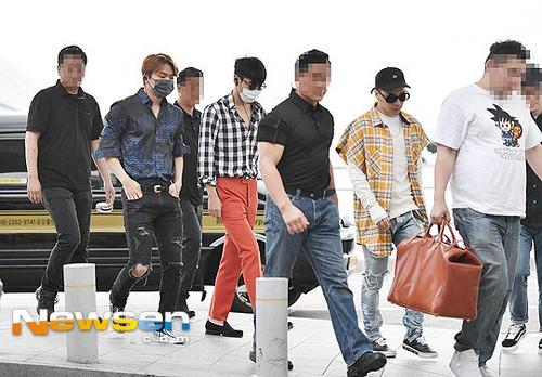 BIGBANG departure Seoul to Macao 2016-09-03 (32)