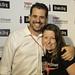 Aaron Sylvan, Janet Esquirol Sylvan (TEDxFultonStreet photo by Eriq Ortiz) 2016-09-21 image #001