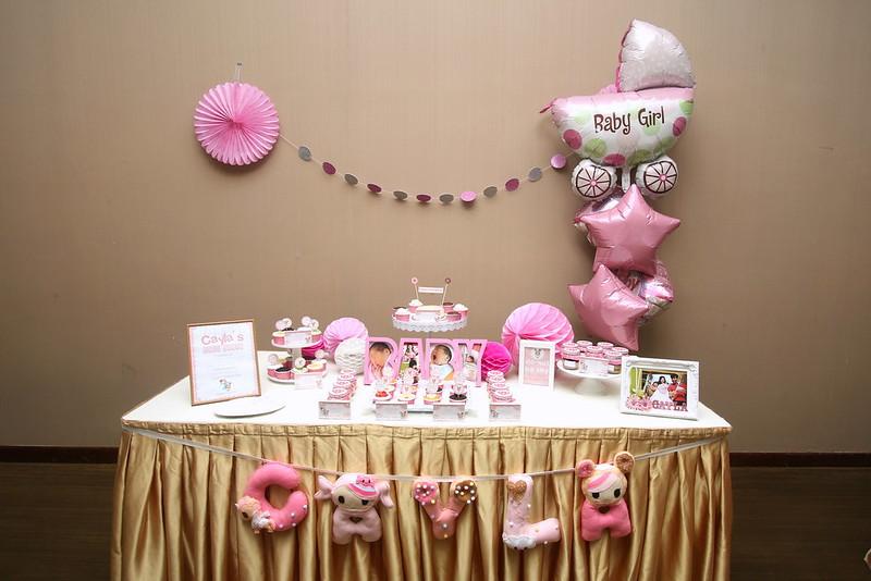 Baby Shower Setup For A Girl ~ Jara petit baby shower dessert table set up singapore archives