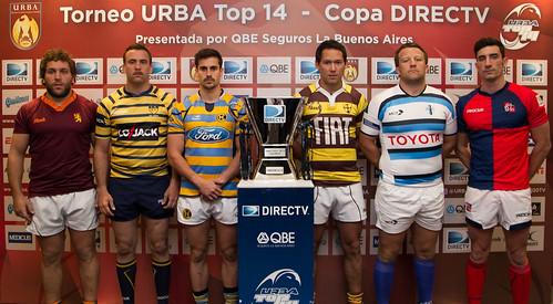 Presentación Finales URBA TOP 14 2016