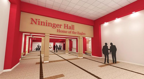 Nininger  Lobby Rendering