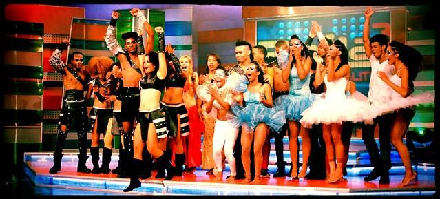 Reality Baila - Grupo Opera