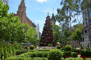 Christmas Square 06
