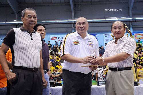PCCL 2012 Finals Game 3: UST Growling Tigers vs. Ateneo Blue Eagles, Dec. 7