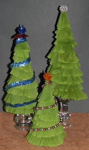 crepe paper tree 013