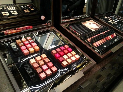 Burberry beauty Regent's Street