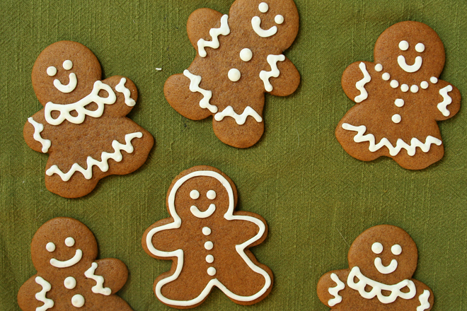 gingerbread cookies 3