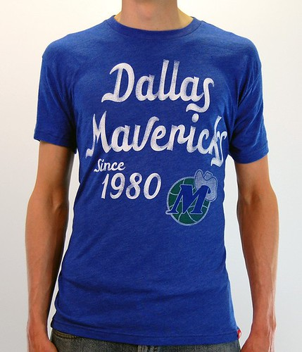 Dallas Mavs Shoeless Shirt